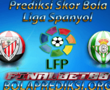 Prediksi Athletic Bilbao vs Real Betis 28 April 2017
