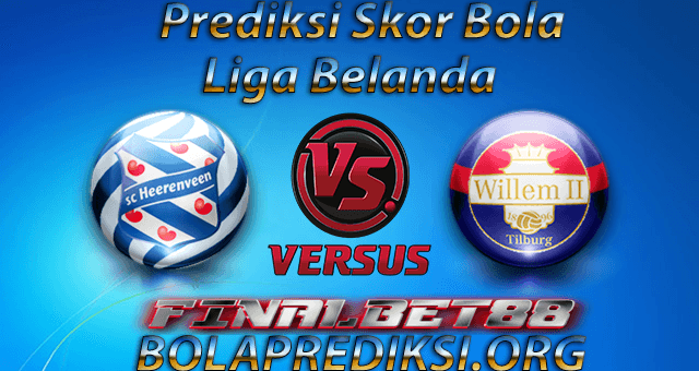Prediksi Heereveen vs Willem ll 22 April 2017