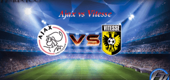 Prediksi Ajax vs Vitesse 24 September 2017