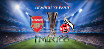 Prediksi Arsenal vs Koln 15 September 2017