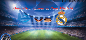 Prediksi Deportivo Alaves vs Real Madrid 23 September 2017