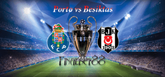 Prediksi Porto vs Besiktas 14 September 2017
