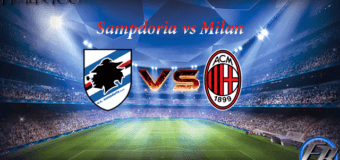Prediksi Sampdoria vs Milan 24 September 2017