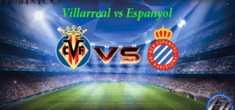 Prediksi Villarreal vs Espanyol 22 September 2017